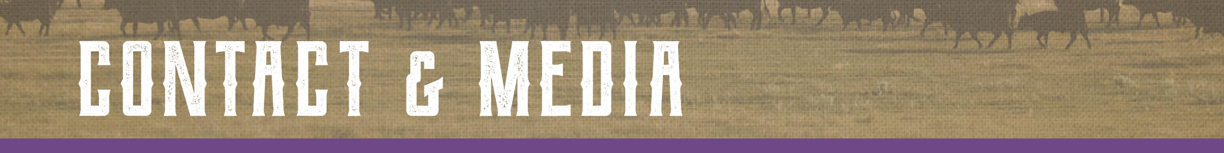 Cattle U Contact & Media